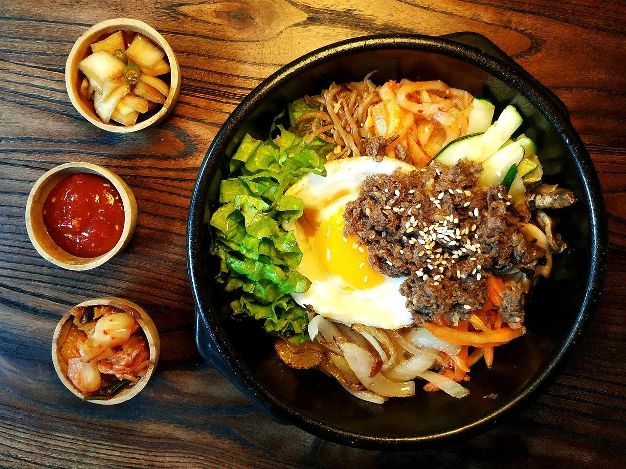 Take a DIY Approach to Dinner at The Qui Korean Grille